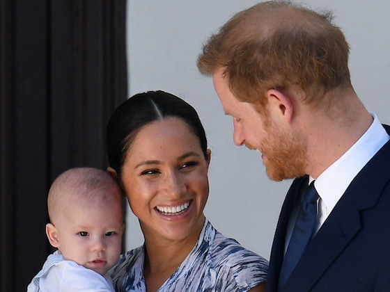 Prince Harry Reveals That Baby Archie Inherited His Famous Red Hair