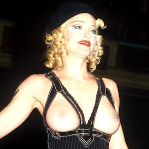 Madonna, Jean Paul Gaultier, History of Breasts