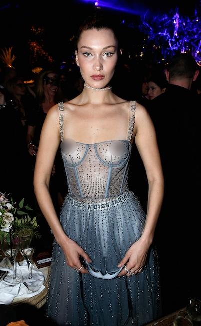 Nice Hadid''s riskiest outfits, Bella Hadid