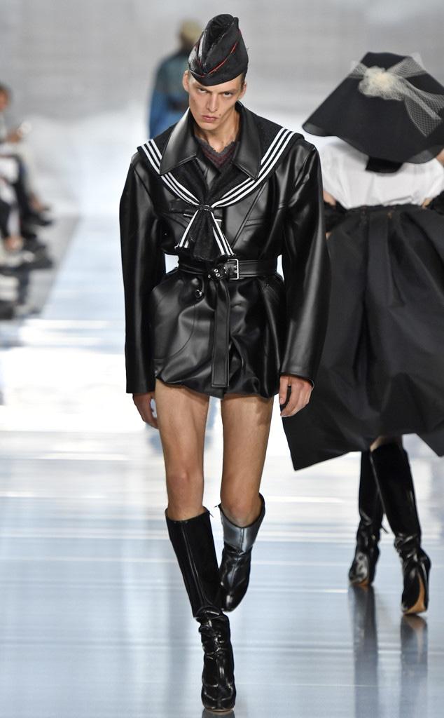 Leon Dame, Runway - Paris Fashion Week