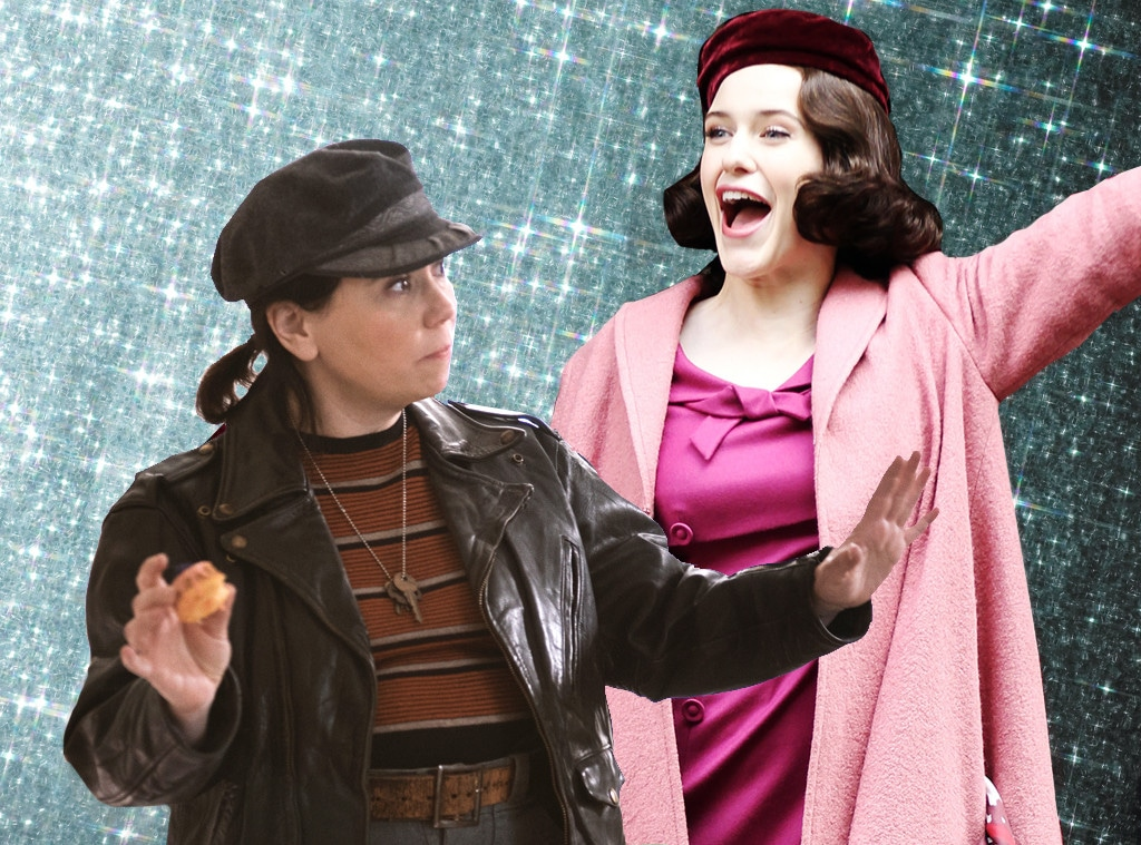 Ecomm: Mrs. Maisel Duo Costume: How To Pull It Off