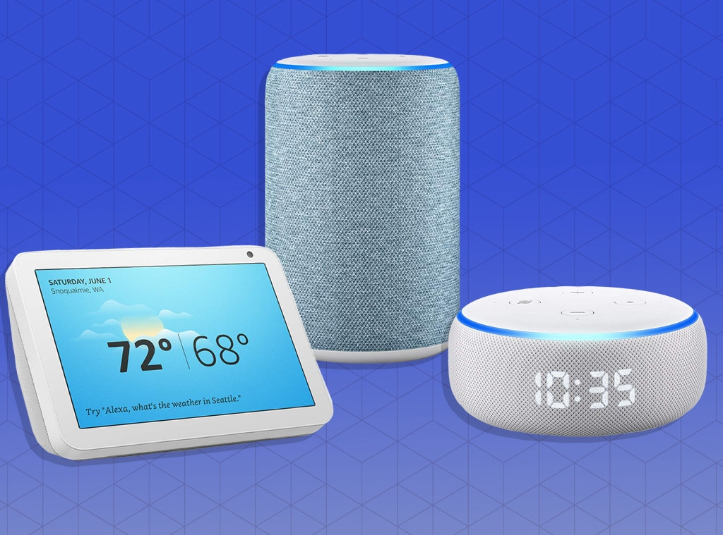 Ecomm: Meet the 16 New Amazon Devices You're Gonna Want