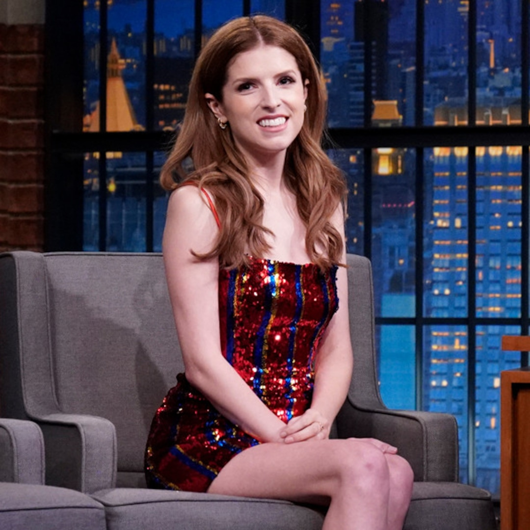 Anna Kendrick Porno Video Filtrado anna kendrick reveals why she doesn't believe in soulmates