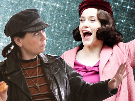<i>Mrs. Maisel</i> Duo Halloween Costume: How to Pull It Off