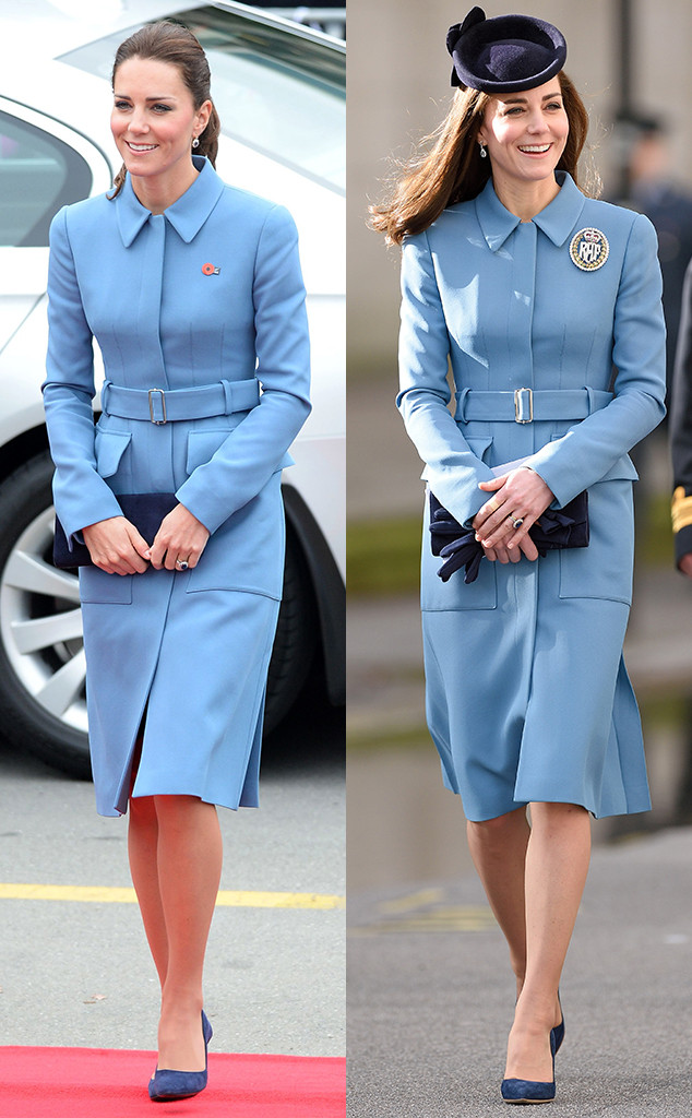 Kate Middleton, Dress Coat