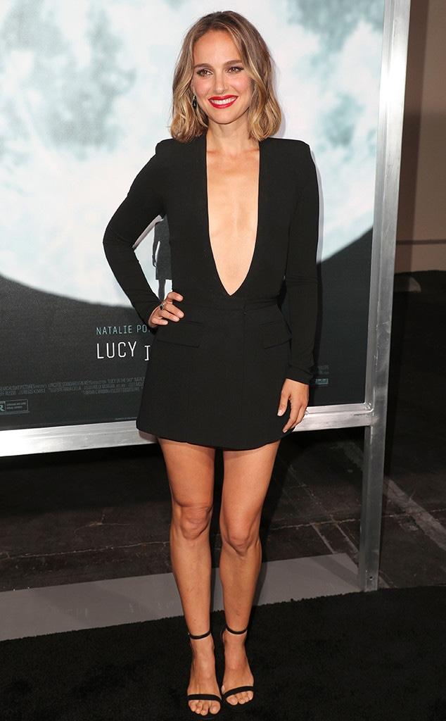 Natalie Portman, 'Lucy in the Sky' film premiere