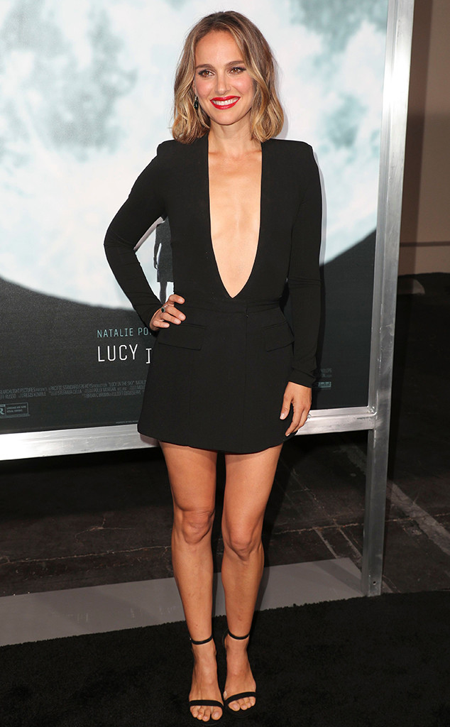 Natalie Portman, 'Lucy in the Sky' film premiere