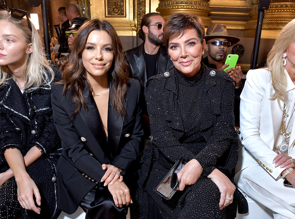 Eva Longoria, Kris Jenner