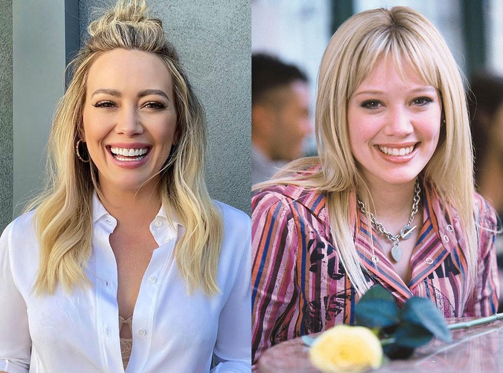 Lizzie McGuire, Hilary Duff