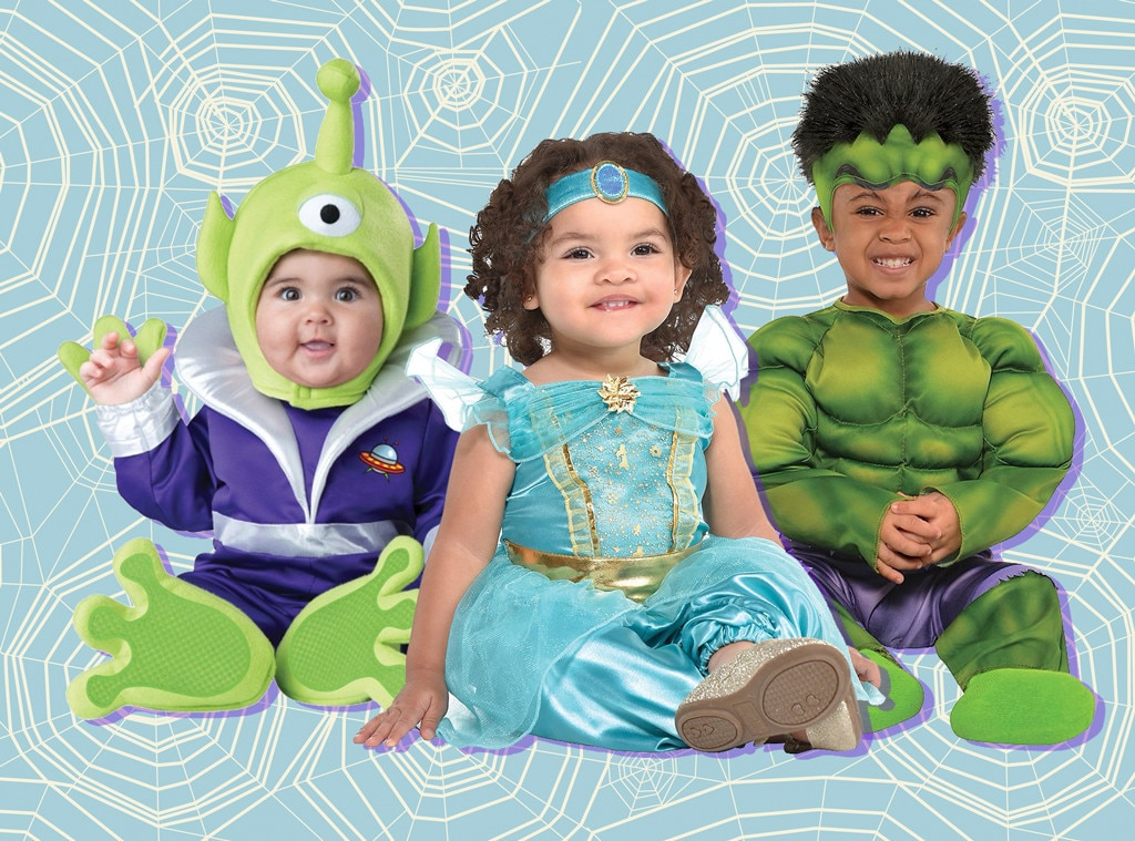 30 Adorably Unique Baby Halloween Costumes | E! News