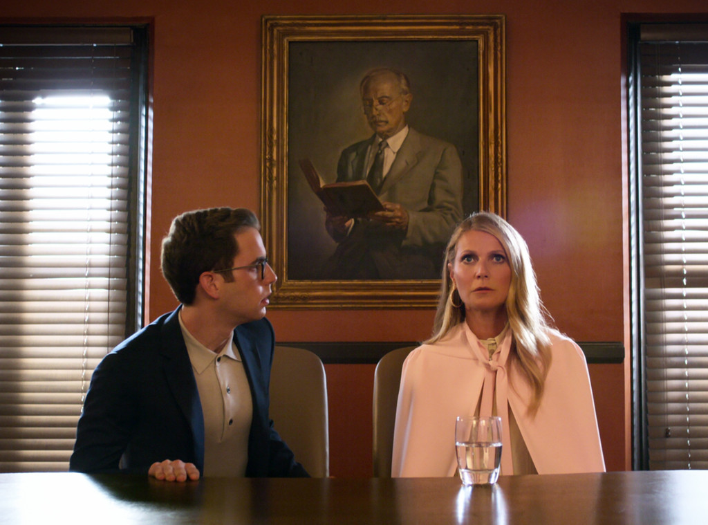 Gwyneth Paltrow, Ben Platt, The Politician