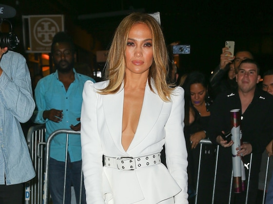 Jennifer Lopez Is Here to Remind You Her Body Is Nothing Short of #Goals