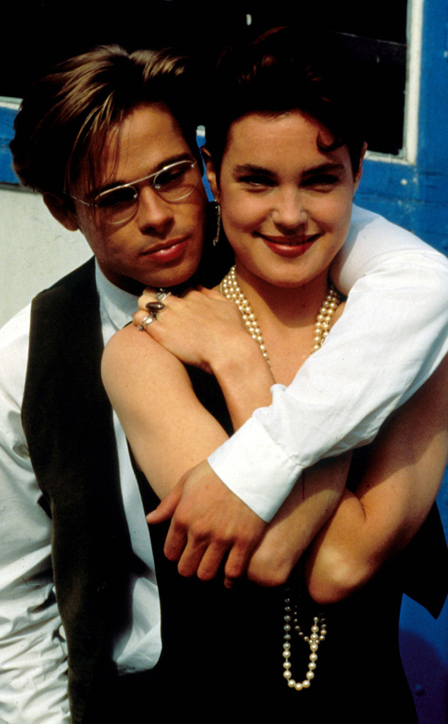 Brad Pitt, Elizabeth Mcgovern, The Favor