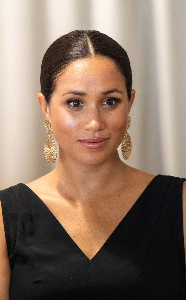 Meghan Markle, South Africa Tour