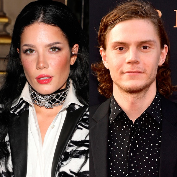 Halsey Was Legit Scared Into Confirming Her Relationship With Evan Peters