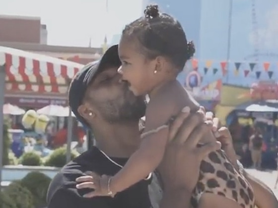 Tristan and True Thompson Share an Adorable Father-Daughter Moment in Sweet Photos