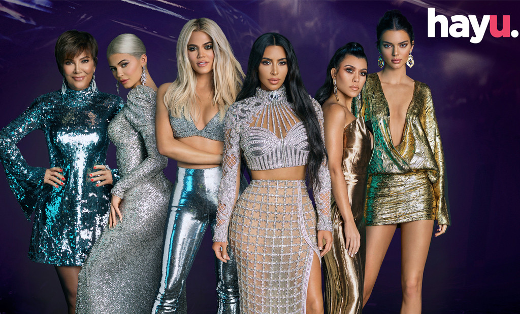 Keeping Up With The Kardashians, Hayu