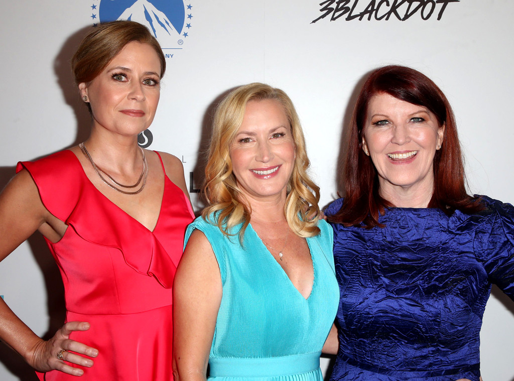 Jenna Fischer, Angela Kinsey, Kate Flannery