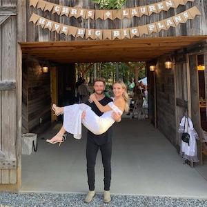 Lauren Bushnell, Chris Lane, Engagement Party