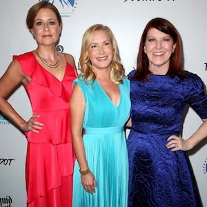 Jenna Fischer, Angela Kinsey, Kate Flannery