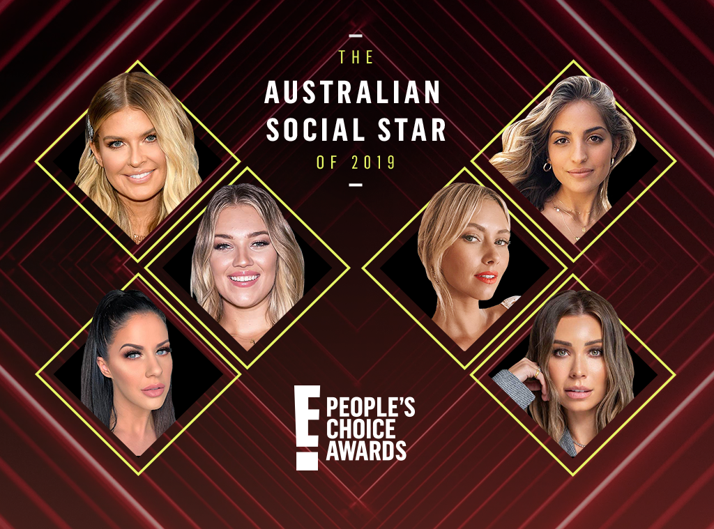 E! People's Choice Awards: Meet the Australian Social Star
