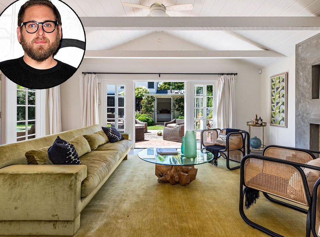 Jonah Hill, Santa Monica home