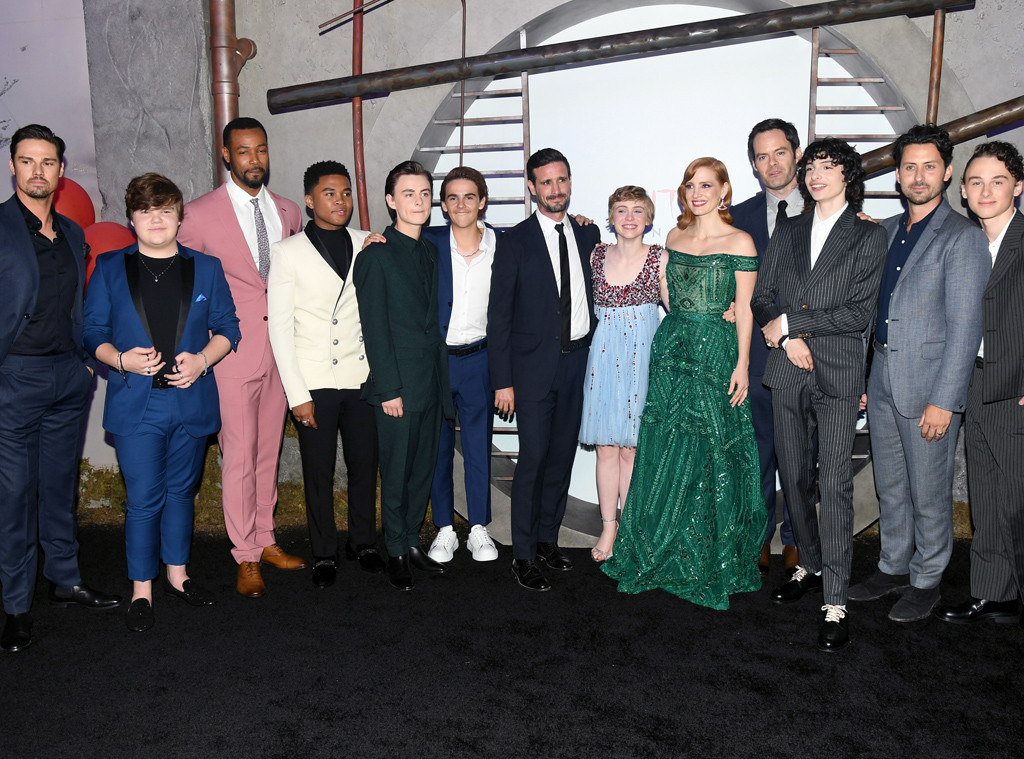 "It Chapter Two"" - Red Carpet"