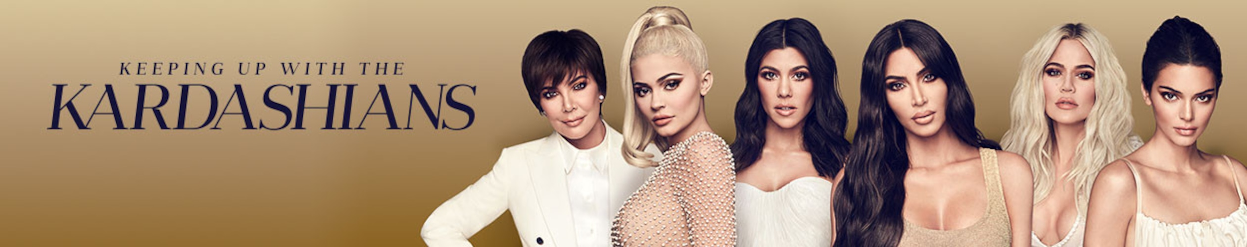Keeping Up With the Kardashians Season 17 Show Page Assets, KUWTK