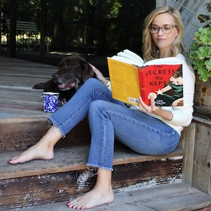 Ecomm: September Celeb Book Club Picks, Reese Witherspoon