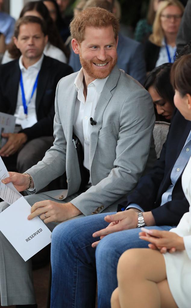 Prince Harry, Amsterdam Visit