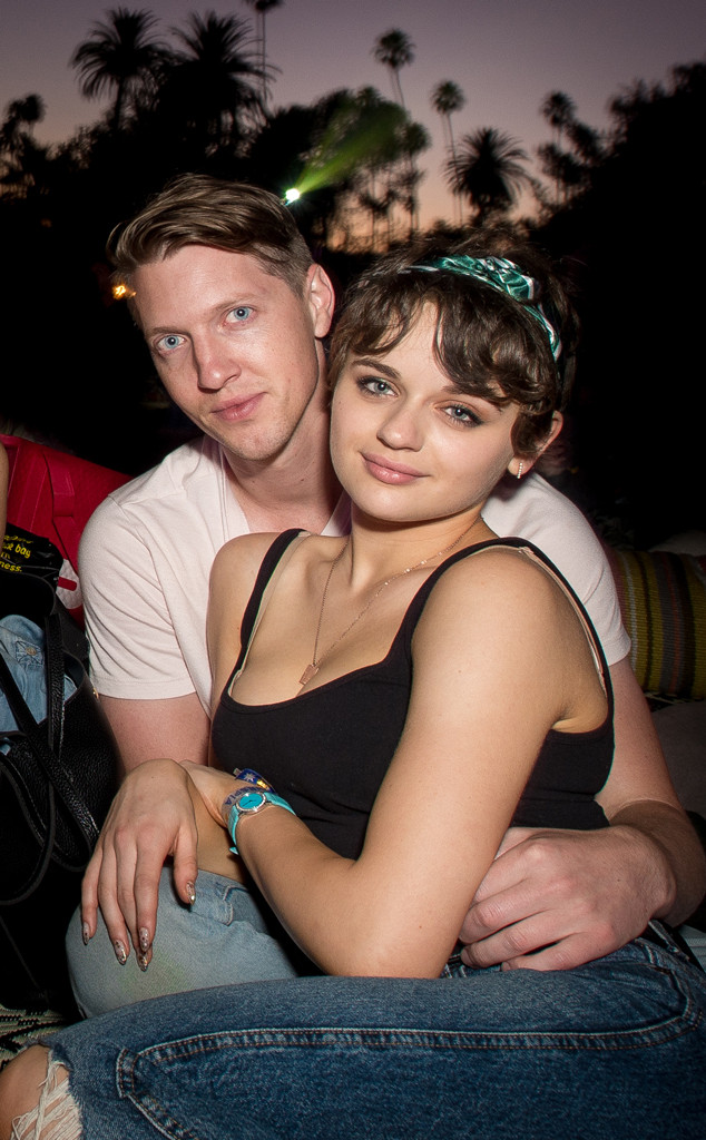 Joey King, Steven Piet