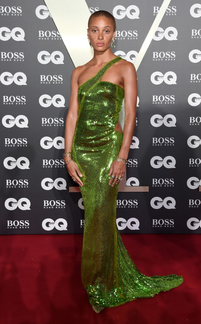 Adwoa Aboah from British GQ Men of the Year Awards 2019 | E