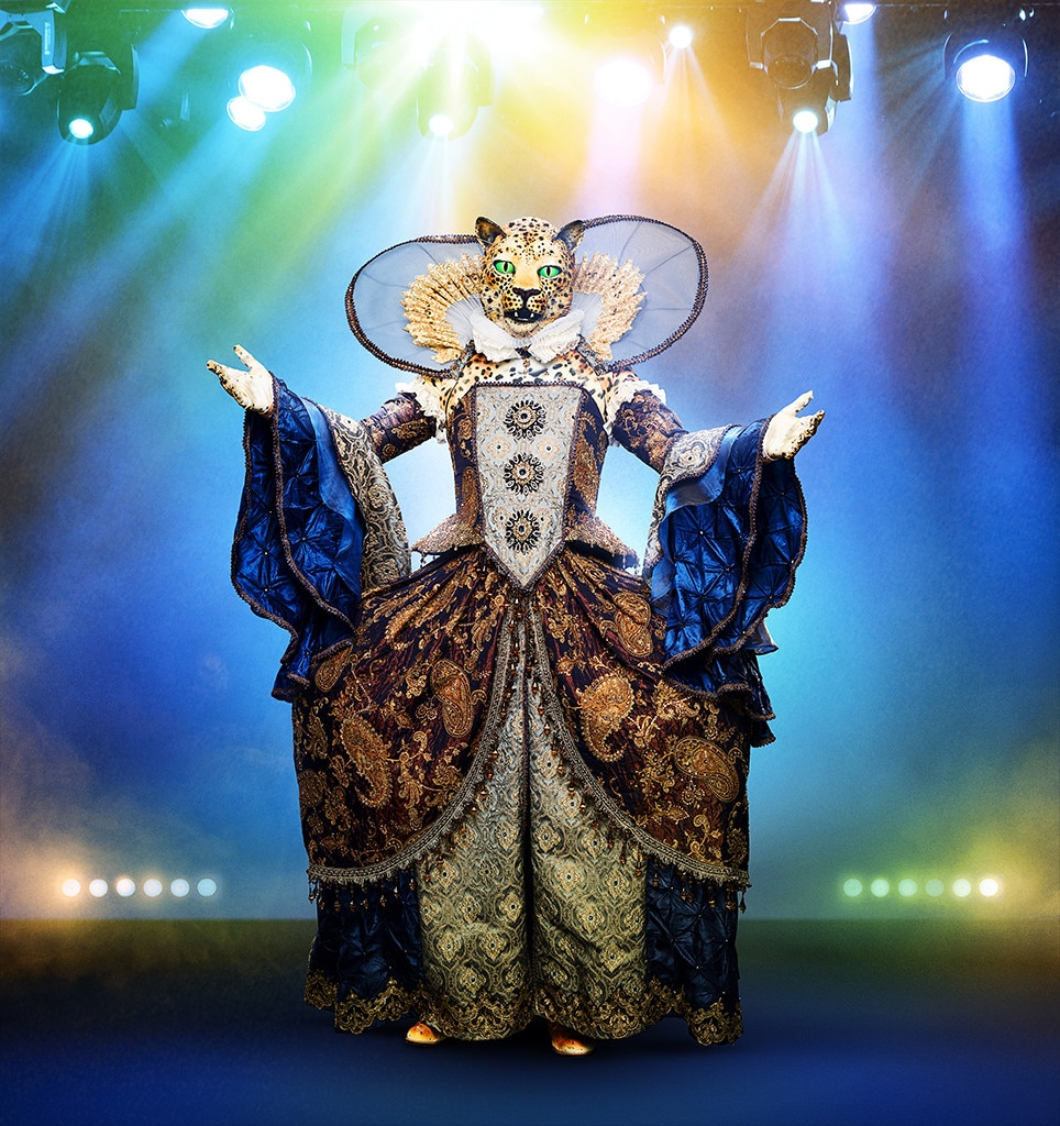 The Masked Singer Says Goodbye To The Leopard And Thingamajig E Online