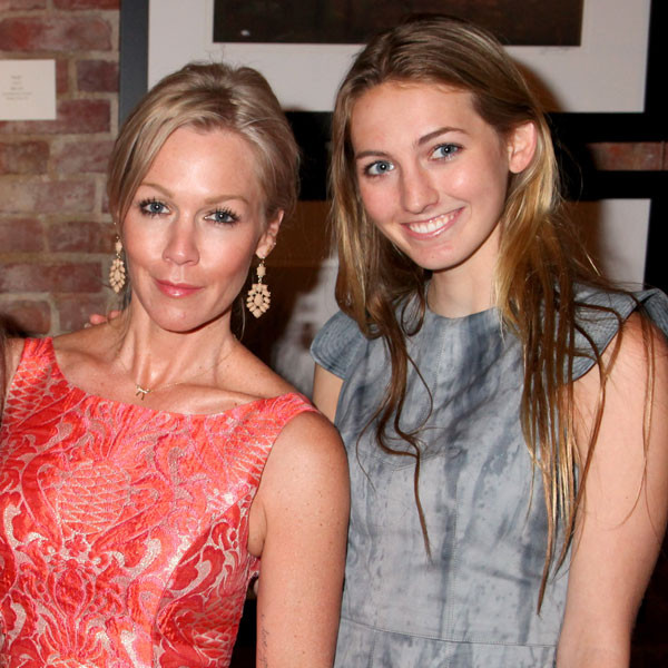Jennie Garth and Daughter Luca Bella Make Lifetime Movie a Family Affair With First Co-starring Roles