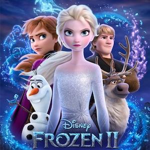 Frozen 2, Poster