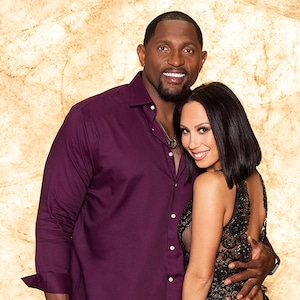 Dancing With the Stars, Ray Lewis