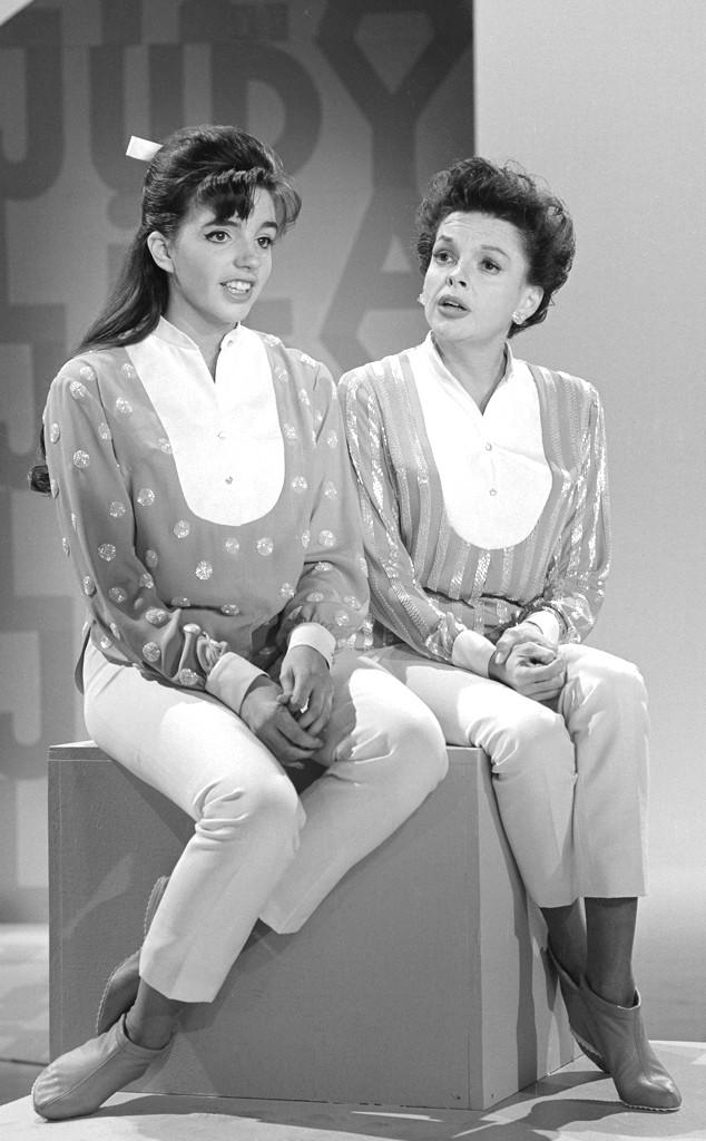 Judy Garland, Liza Minnelli