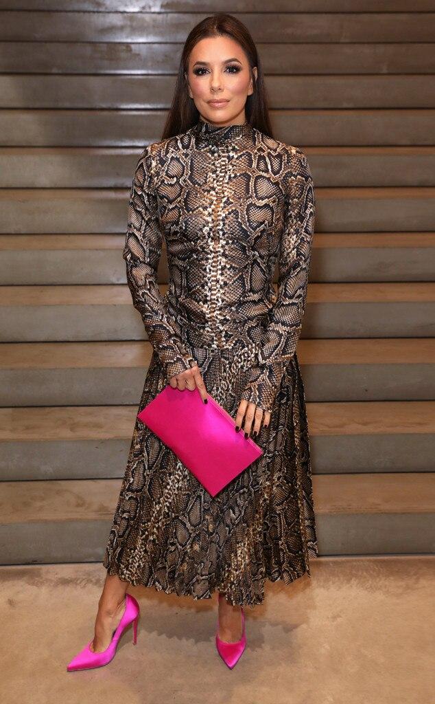 Eva Longoria, Fashion Police Widget