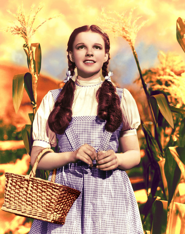 Judy Garland, Wizard of Oz