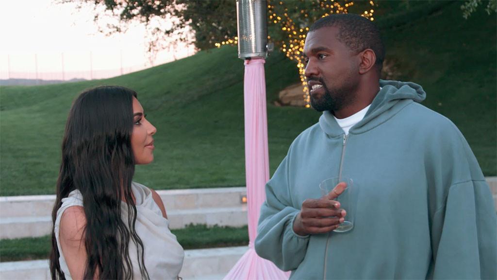 Kim Kardashian, Kanye West, KUWTK 1701