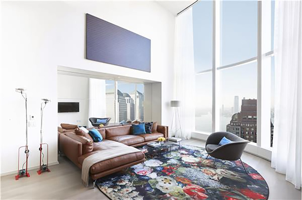 Plenty of Space from Inside Wendy Williams' New York ...