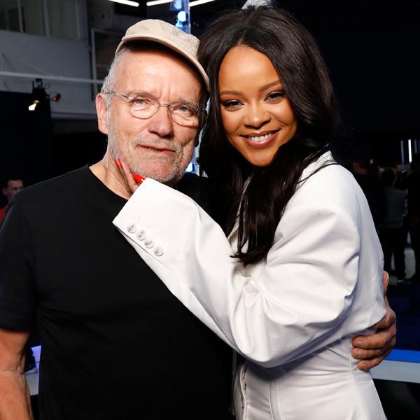 Rihanna, Peter Lindbergh
