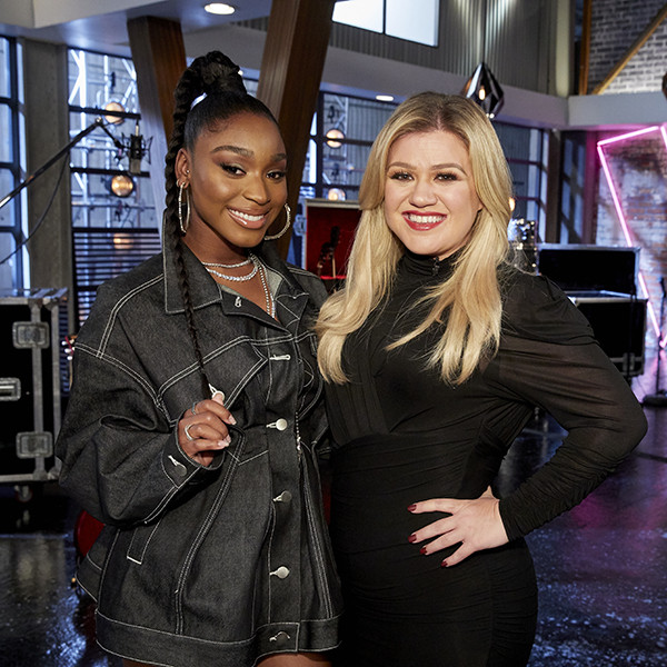 Normani Joins The Voice As Kelly Clarkson's Advisor