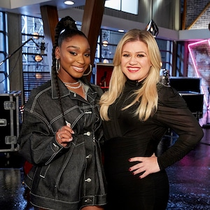 The Voice, Kelly Clarkson, Normani