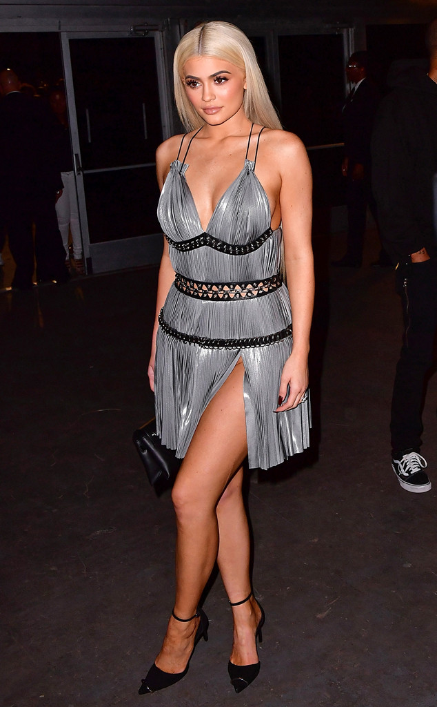 Kylie Jenner, New York Fashion Week 2016