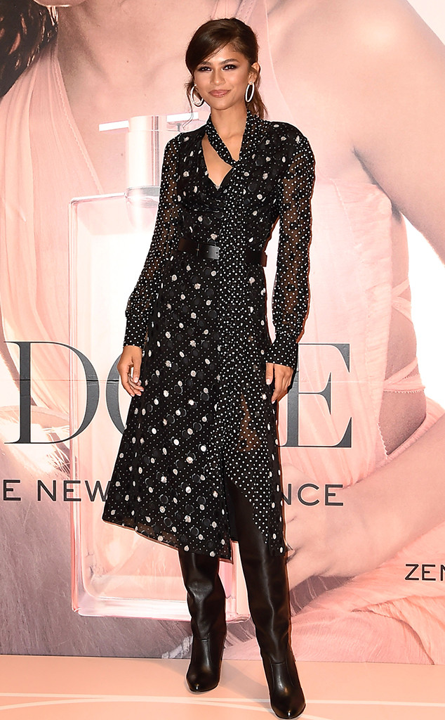 Zendaya, Fashion Police widget