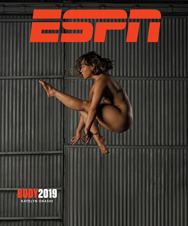 Katelyn Ohashi, ESPN Body Issue
