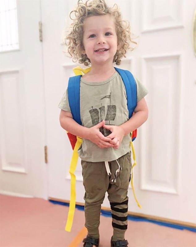 Whitney Port from Celebrity Kids Head Back to School 2019
