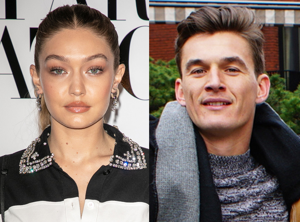 Gigi Hadid and Tyler Cameron