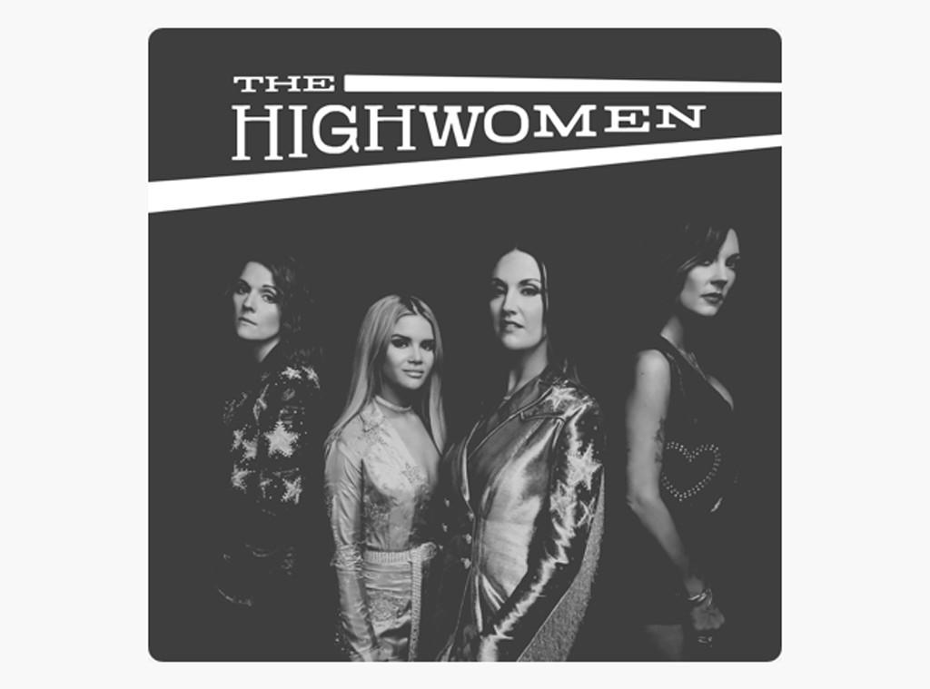 Amanda Shires, Natalie Hemby, Maren Morris, Brandi Carlile, The Highwomen